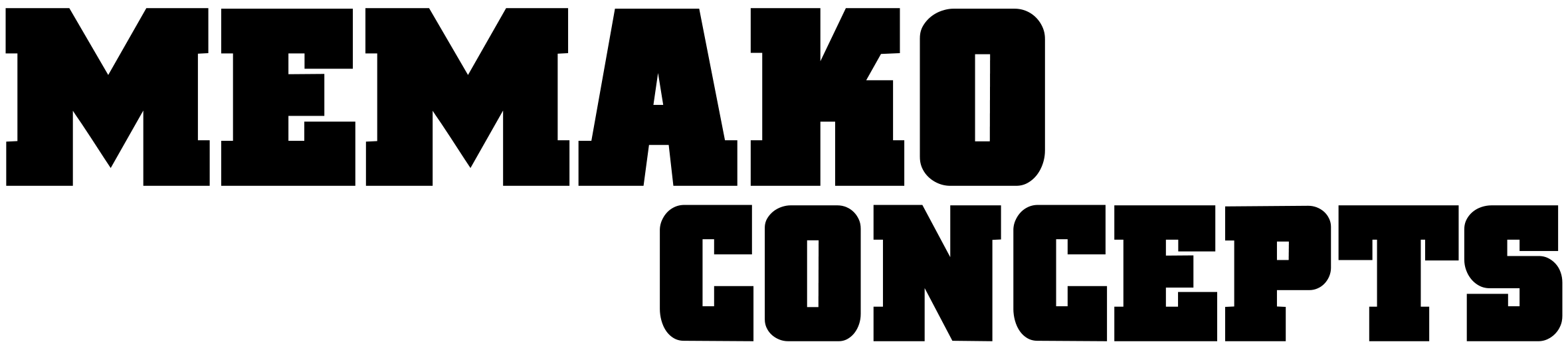 Memako Concepts Logo